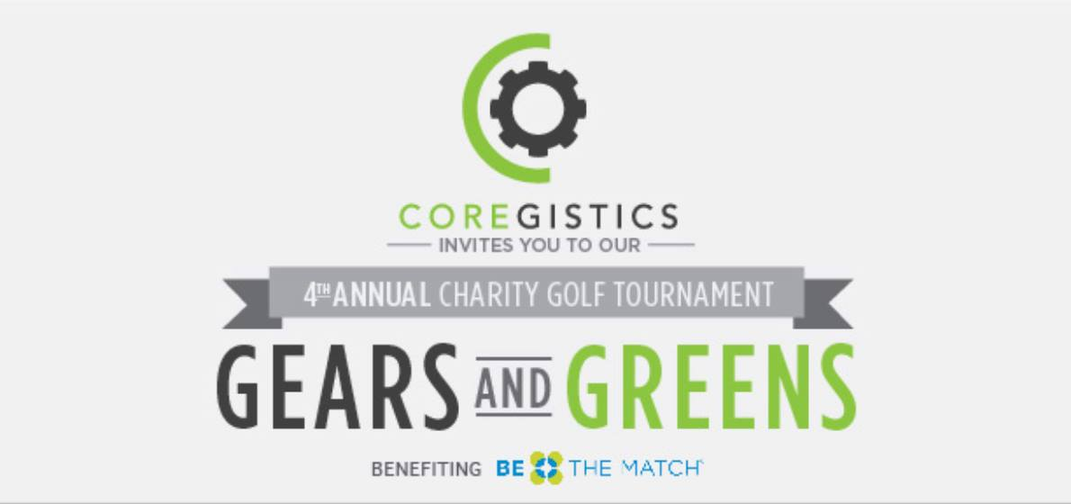 Coregistics' Gears & Greens event benefits Be the Match Foundation